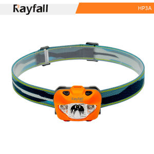 Best Light-Weight Rayfall LED Headlamps for Runners (Model: HP3A)