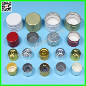 Aluminium Screw Caps pictures & photos