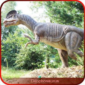 Outdoor Playground High Quality Animated Dinosaur for Sale pictures & photos