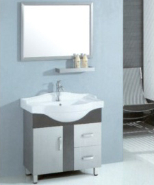 Floor Standing Commercial Bathroom Vanity Units pictures & photos
