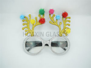 Reindeer Party Glasses
