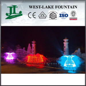 Outdoor Multicolor Waterscape Music Dancing Fountain pictures & photos
