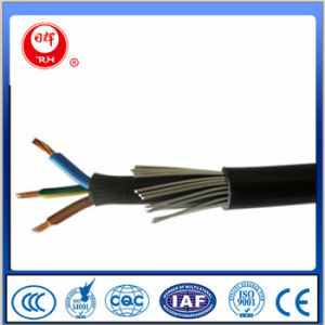 Fire Retardant Copper Conducot XLPE Insualtion Swa Armoured LSZH Sheath Underground Power Cable