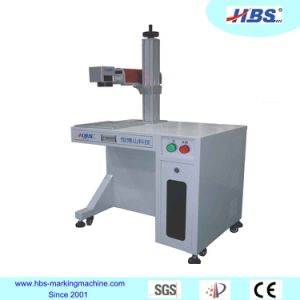 30W Aluminium Oxide Marking Mopa Fiber Laser Marking Machine pictures & photos