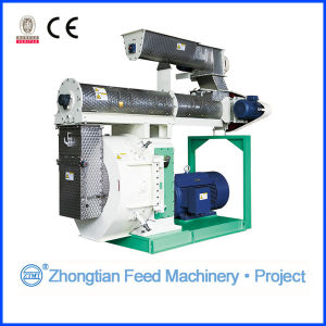 CE Approved Ring Die Animal Feed Pellet Making Machine pictures & photos