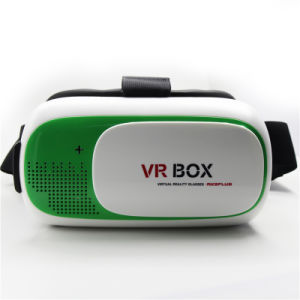 Hot Selling Head Mounted display Virtual Reality 3D Box pictures & photos