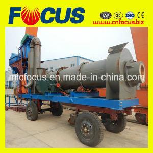 20t/H, 40t/H, 60t/H, 80t/H Centrale D′enrobage Mobile, Mobile Asphalt Plant pictures & photos