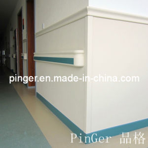 Hospital Wall Guards Plastic Hand Rail pictures & photos