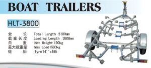 China Manufacturer of Boat Trailer pictures & photos