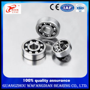 Electrical Machine Self-Aligning Ball Bearing 1210 for OEM pictures & photos