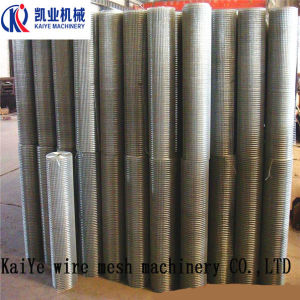 Stainless Steel Wire Welded Mesh Machine pictures & photos