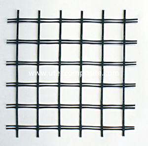 Fiberglass Geogrid for Pavement Reinforcement pictures & photos