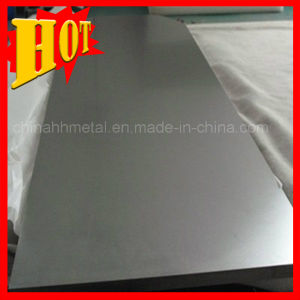 Gr2 Gr1pure/Alloy Gr5 Titanium Plate/Sheet of Thickness0.1mm-10mm pictures & photos