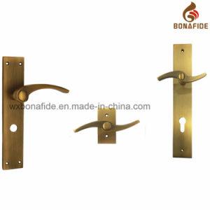 85mm Full Zinc Door Handle pictures & photos