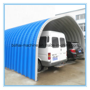 Arch Building/Arch Roof Roll Forming Machine pictures & photos