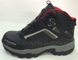 New Design, High-Top Steel Toe Fashion Work & Safety Boots, Auto Buckle pictures & photos