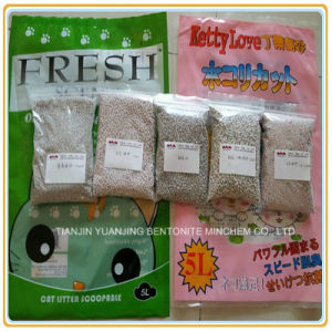 High Quality Bentonite Kitty Litter Producer pictures & photos