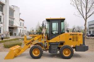 Yineng 1 Ton Wheel Loader Yn915 pictures & photos