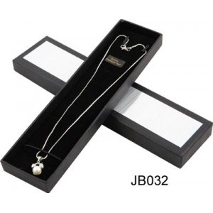 Rectangle Necklace Display Box with Clear Window pictures & photos