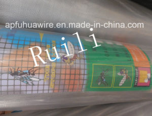 Flymesh Aluminum Alloy Wire Mesh for Window Screen pictures & photos