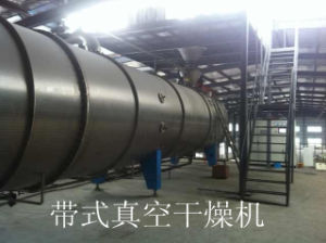 Vacuum Continuous Dryer