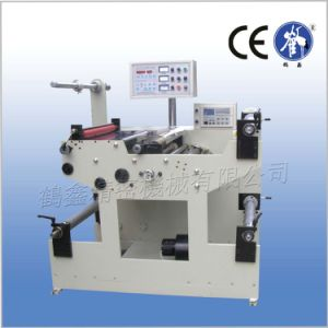 High Speed Automatic Fabric Roll Slitting Machine pictures & photos