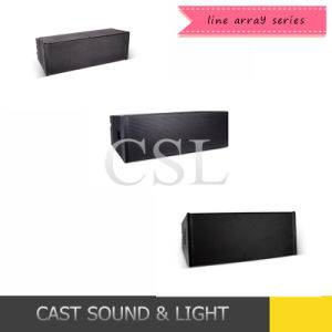 "Dual 12"" 4000W Sound System Line Array Active Speaker (CSL-L12) pictures & photos"