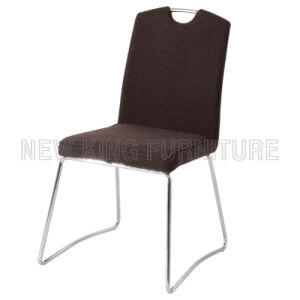 Modern Cheap Fabric Dining Chair (NK-DC043) pictures & photos