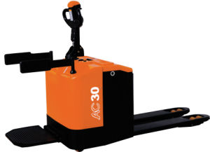 Electric Pallet Truck pictures & photos