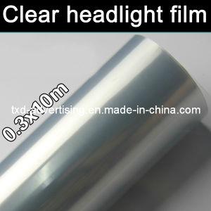 Clear Car Light Film, Colored Headlight Film for Car, Car Light Tint Vinyl Sticker 0.3*10m