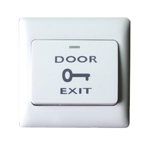 Access Control Plastic Exit Door Release Button/ Switch--Js-86 pictures & photos
