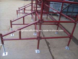 Wedge Lock Scaffolding Side Bracket pictures & photos