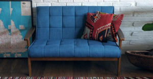 Solid Wooden Livingroom Sofa (M-X2174) pictures & photos