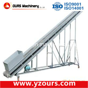 Widely Used Inclined Belt Conveyor with High Quality pictures & photos