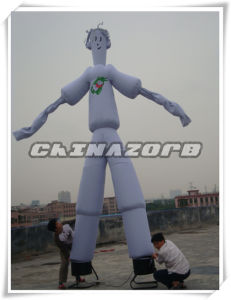 Seven-up Printings Inflated Sky Dancer Air Man for Promotion pictures & photos