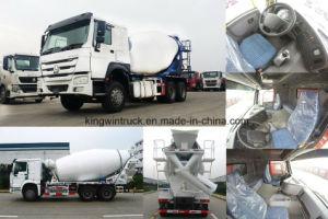 China 6X4 Concrete Mixer Truck pictures & photos