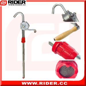 Drum Rotary Hand Pump Manual Hand Oil Pump pictures & photos