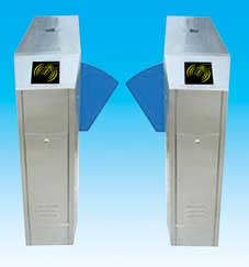Access Control Flap/Wing Barrier Gate