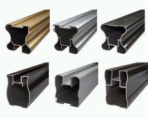 Aluminium Sliding Wardrobe Door Profile pictures & photos