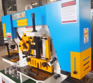 CNC Iron Bending Machine Tools for Bending Steel pictures & photos