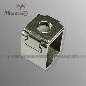 Kwh Meter Single Hole Brass Cage Clamp (MLIE-BTL001) pictures & photos