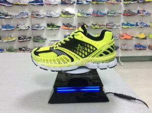 LED Magnetic Maglev Levitron Levitation Floating Rotating Holder for Sports Shoes pictures & photos