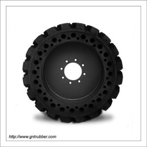 26.9-15, 7.50-16, 8.25-16, 9.00-16 Solid Tire, Forklift Tire, OTR Tire with High Quality pictures & photos