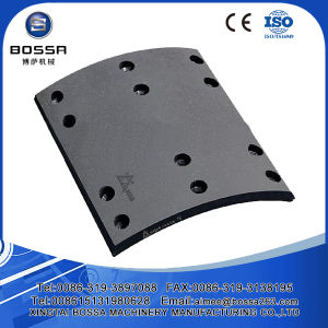 High Quality Brake System Manufacturer/ Truck Brake Pad pictures & photos