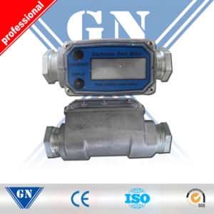 Electric Turbine Flow Meter/Digital Display Meter/Diesel Gasoline Meter (CX-WLTFM) pictures & photos