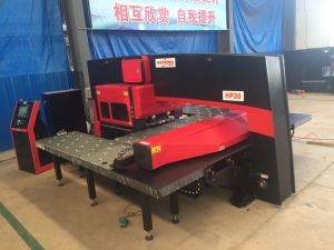 HP30 CNC Turret Punching Machine for Wall Claddings pictures & photos