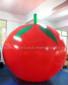 Inflatable Tomato Flying Balloon, Flying Balloons (K7038) pictures & photos
