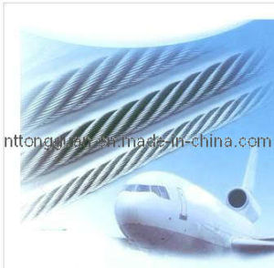 Aviation Steel Wire Rope Tongguan Brand pictures & photos