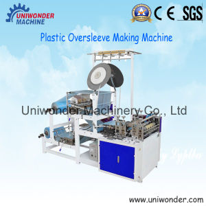 Fully Automatic Over Sleeve Making Machine