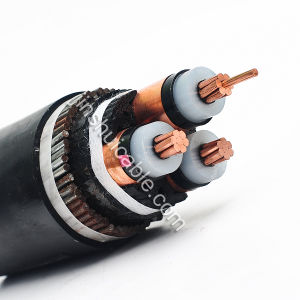0.6/1kv PVC Insulated Power Cable with Steel Armoured pictures & photos